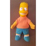 Figura De Coleccion Los Simpson Bart Simpson
