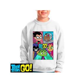 42f855549a606 Sudadera Teen Titans Go Superheroes Los Jóvenes Titanes