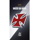 Toalha Praia 100% Algodão Vasco Da Gama - Gifran