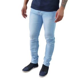 fe3365a2b Calça Sarja Masculina Riachuelo - Calças Jeans Masculino no Mercado ...