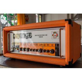 Orange Rockerverb Mk3 Impecable En Mar Del Plata!!!