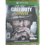 Xbox One Call Of Duty World War Ii
