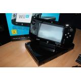 Wii U Como Nuevo+8juegos Originales