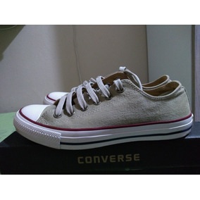 Tênis Converse All Star Chuck Taylor Bege - 39