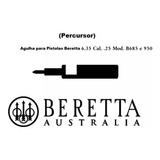 Agulha Com Mola P/ Beretta 6.35 Cal.25 Mod. 950b (percussor)