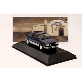 Miniatura - Volkswagen Gol Gti - 1989 - 1:43 - Ixo