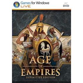 Age Of Empires: Definitive Edition (2018) Pc Full Español