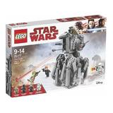 Lego Star Wars 75177 First Order Heavy Scout Walker + Envio!