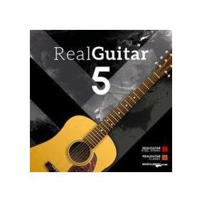 Real Guitar 5 Vst Steel String E Classic P/ Win 32 E 64 Bits