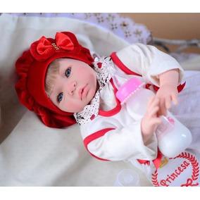 Bebe Real Reborn Realista Promocao Boneca Frozen Princesa
