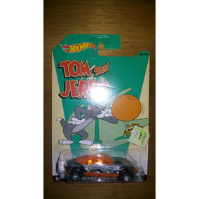 Hot Wheels Tom Y Jerry 2/6 Zona Retro Juguetería Vintage