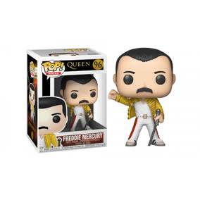Funko Pop Queen - Freddie Mercury Wimbley 1986