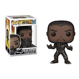 Funko Pop! Marvel Black Panther Movie Black Panther