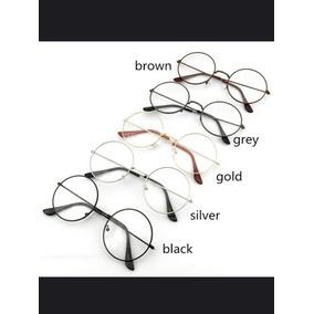 644d0f17c2c72 Armação De Óculos Redonda Modelo Harry Potter - Óculos no Mercado ...