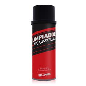 Limpiador De Baterias De Auto Aerosol 454ml Silimex