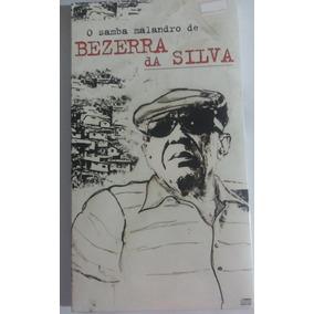 Box 4 Cds Bezerra Da Silva - O Samba Malandro Original