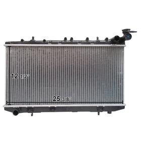 Radiador Nissan Tsuru Iii 1994-2017 C/a S/a