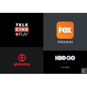 Telecine Play- + - Fox Premiu.m - Hbo - Globo Pl.ay -top