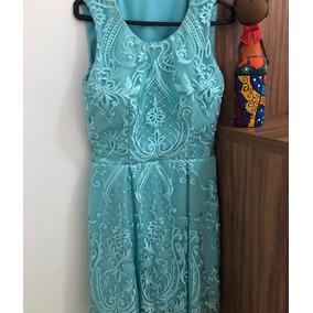 8ea73c17b89e3 Vestido Azul Tiffany Curto Festa - Vestidos De Festa Curtos ...