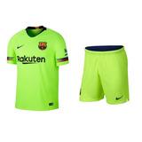 Uniforme Del Barcelona Verde Completo - Deportes y Fitness en ... 7dc48cb90c963