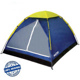 Barraca Camping Iglu 4 Pessoas Impermeável Azul Praia Mor