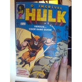 Livro Incrível Hulk 116 Vários
