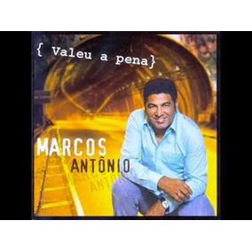 Marcos Antonio Cd Valeu A Pena + Playback Incluso