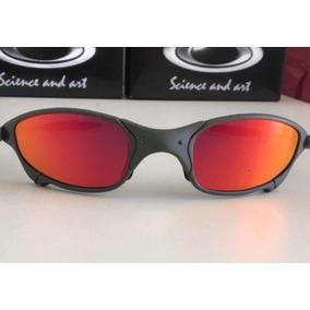 678367b8a6f79 Oculos Lupa Oakley Juliet Dark Ruby Brilho Reto