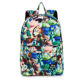 Linda Mochila Exclusiva Toy Story 40cm Original Disney