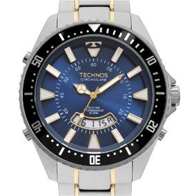57189e039b9 Technos Skydiver Série Ouro Relógio - Relógios em Minas Gerais no ...