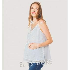 bc31cc406 2 Blusas Embarazo Mama Mia Y Liz Lange Maternity For Target - Ropa ...