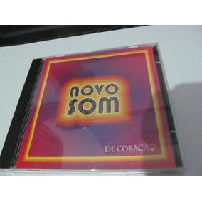 Cd Banda Novo Som - De Coração
