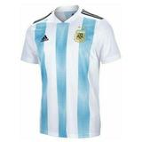 Camiseta Argentina 2018 - Afa (climalite) Mundial Rusia.