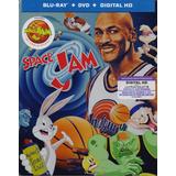 Space Jam Steelbook Pelicula En Blu-ray + Dvd + Cop Digital