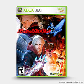 Devil May Cry 4 - Original Xbox 360 Novo