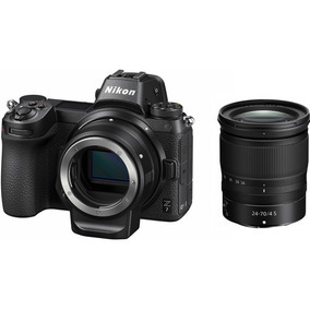 Camera Nikon Z7 Mirrorless Fx24-70mmf/4 Pronta Entrega