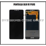 Pantalla Blu Con Tactil Blu R1 Plus