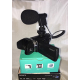 Videocamara Sony Pj540 Con Accesorios.
