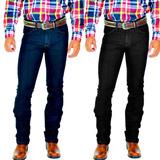 Kit 03 Calça Jeans Masculina Lycra Modelo Rodeio 59 da0cd22a88c