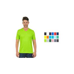 f5d7c4a4f Camisetas Lisa Sem Estampa Gola V Marca Fenomenal - Calçados