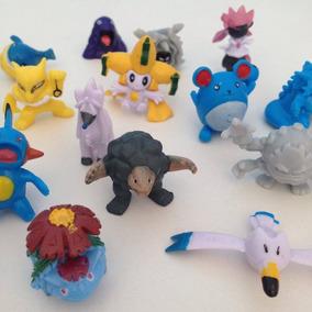 Para Colecionar Miniatura Pokémon Go Com 24 Peças Diferentes