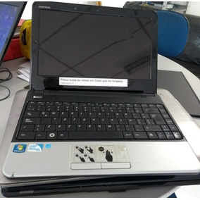 Notebook Dell Inspiron 11z - Para Tirar Peças