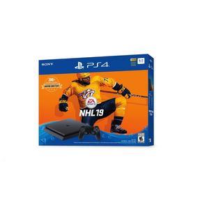 Consola Sony Playstation 4 Bundle Nhl Ps4 1tb 1 Control