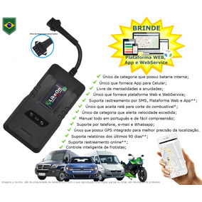 Mini Rastreador Veicular Gps Like Tracker 4g Sem Mensalidade