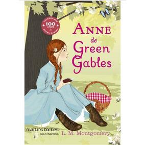 Livro Em Português Anne De Green Gables - L. M. Montgomery