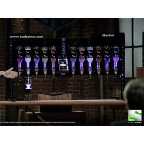 Bar Robotico Barbot !! Como Lo Viste En Shark Tank Mexico.