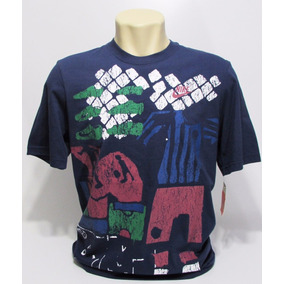 62a063e37e Camiseta Nike Original Estampada - Calçados