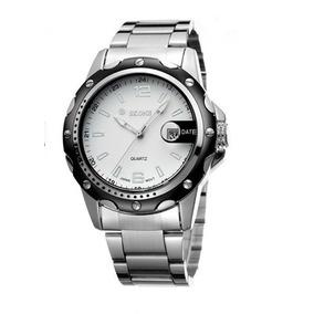 d7bc2e23b74 Relogio Skone Quartz - Relógio Masculino no Mercado Livre Brasil