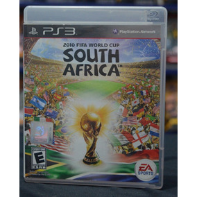 Jogo Ps3 South Africa World Cup 2010 (usado)