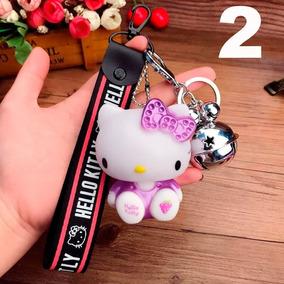 Llavero Hello Kitty Cascabel + Envio Gratis